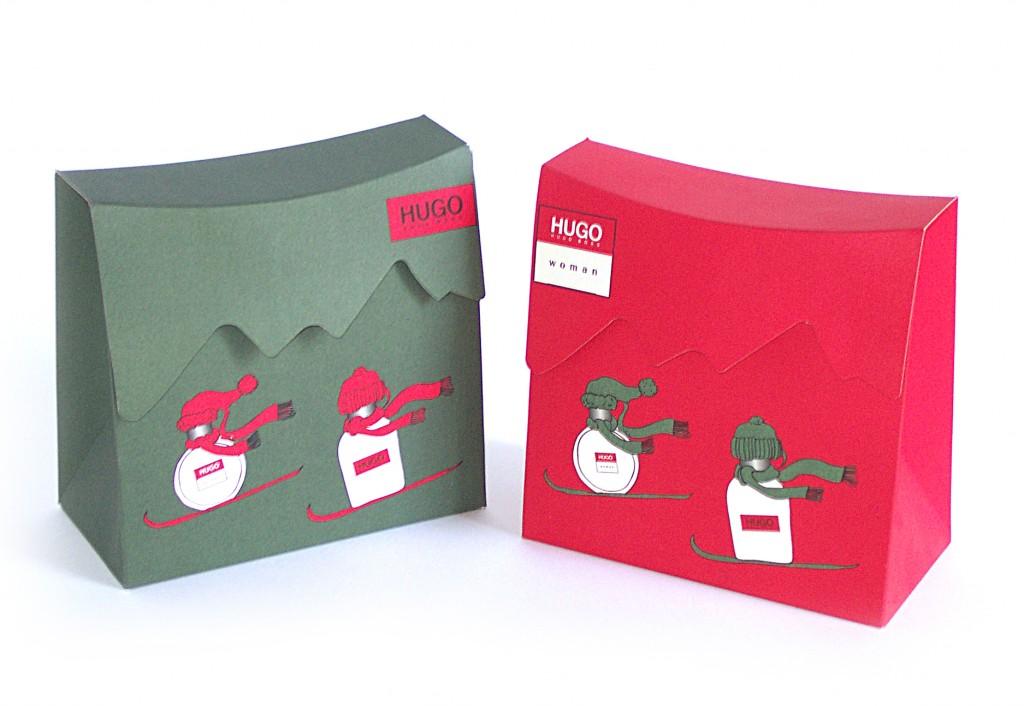 création des illustrations et packaging en collaboration avec Araidena