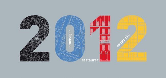 Création et réalisation de la carte de vœux 2012